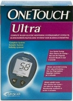 One Touch Ultra Glucose Meter