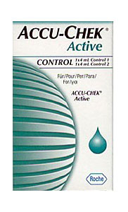 Accu-chek Active Control Solution