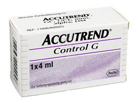Accutrend Control Solution