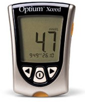 Blood Ketone Meter